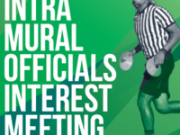 Intramural Official Interest Meeting
