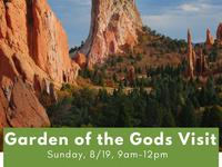 Garden of the Gods Visit (with IBuddies)