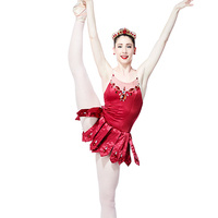 Balanchine's Rubies and other Love Stories: Saint Louis Ballet