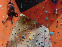 Inspire Rock Climbing with Outdoor Recreation