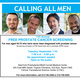 11th Annual FREE PROSTATE CANCER SCREENING