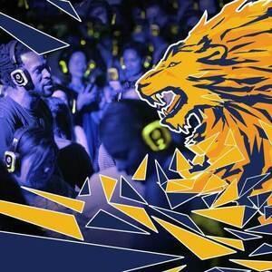 HeadPhone Disco Party - Lions Roar