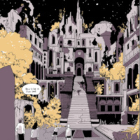 Artist Talk | Tillie Walden