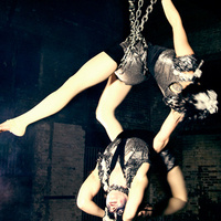 "MODLIN ARTS AND RVA'S HOST OF SPARROWS AERIAL CIRCUS PRESENT: PAPER DOLL MILITIA, ""WARPED"""