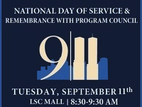 National Day of Service and Remembrance with PC