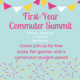 First-Year Commuter Summit
