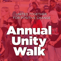 Fifth Annual Unity Walk