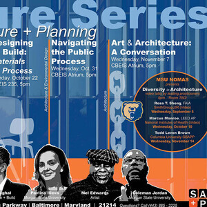 SA+P FALL 2018 LECTURE SERIES: Navigating the Public Process