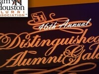 46th Annual SHSU Distinguished Alumni Gala