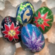 Christmas Ornament Pysanky – Hand-Decorated Eggs with Basia Andrusko