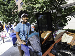 First-Year & Transfer Move-In Day