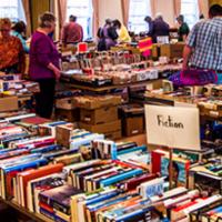 Buck-A-Bag  Book Sale