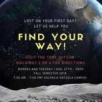 Find Your Way - Osceola Campus