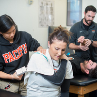 Webinar: MS in Athletic Training