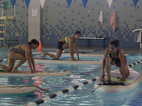 What's SUP: Core Fitness