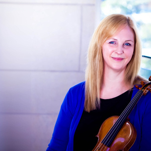 Guest Artist: Annie Chalex Boyle, violin and Rick Rowley, piano