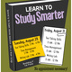 Learn to Study Smarter: Test Taking Skills, Time Management & Writing Skills