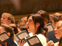 Rochester Sings!: Meliora Choral Concert
