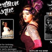 Butchertown Burlesque at the Basement