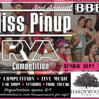 Miss Pinup RVA