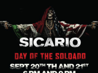 Movie Series: Sicario: Day of the Soldado