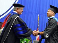 College of Education & Human Development Graduate Commencement