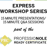 Résumés: PRC Express Workshop