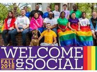 SGDC 2018-2019 Welcome Social