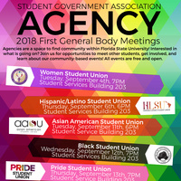 BSU 2018 First General Body Meeting