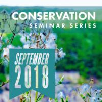 Conservation Seminar: Katrina Morris