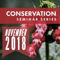 Conservation Seminar: Gail Cowie