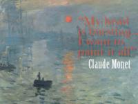 Film: I, Claude Monet