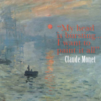 Film: I, Claude Monet