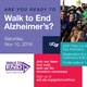 2018 Walk to End Alzheimer's