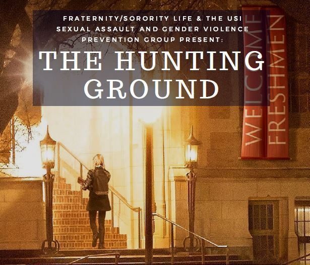 The Hunting Ground - Film & Panel Discussion  at University Center