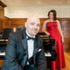 Jacob Lassetter, baritone, and Karen Kanakis, soprano