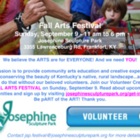 Volunteers Needed for Arts Festival