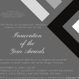 Innovation of the Year Awards