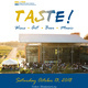 TASTE 2018: Food, Wine, Beer, Art & Music
