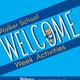 Walker School Welcome Week:  Photo Booth