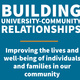 Building University-Community Relationships: More Than One and Done