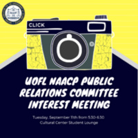 Public Relations Committee Interest Meeting