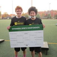 Intramural Sports Cornhole Tournament