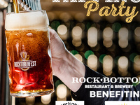 Pints with a Purpose: Tapping Party