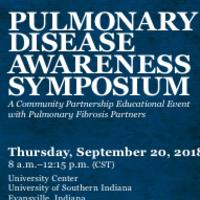 Pulmonary Disease Awareness Symposium
