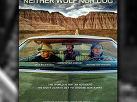 Event image for Fall Film Series: Neither Wolf, Nor Dog