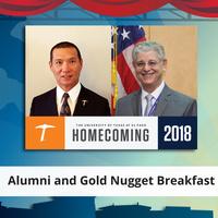 Engineering Alumni and Gold Nugget Breakfast