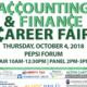 Providence Campus - Accounting & Finance Career Fair