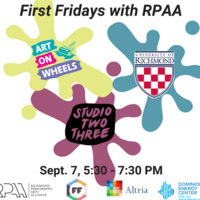 First Fridays with RPAA