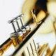 Ryan Gardner; trumpet and Rebecca Wilt; piano